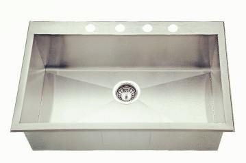 Handcraft topmount sink-KBHS2522
