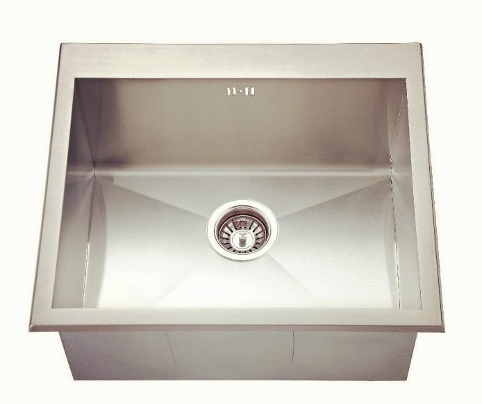 Handcraft topmount sink-KBHS5050