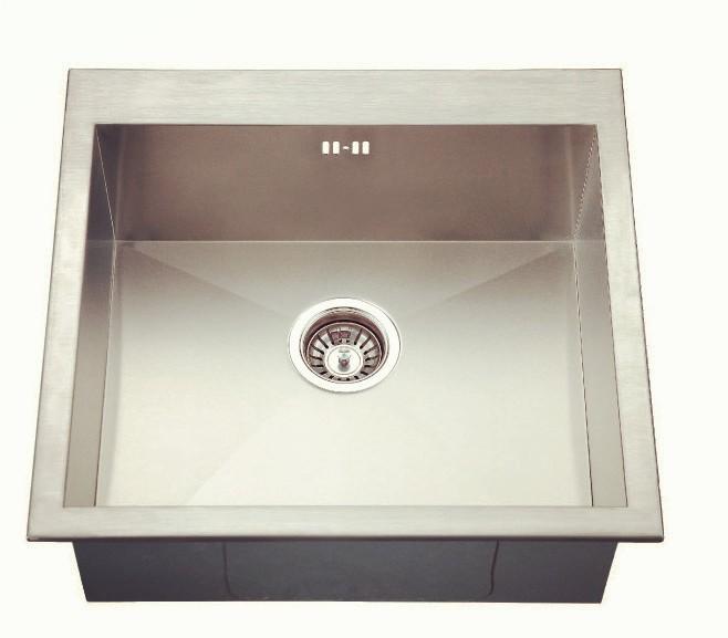 Handcraft topmount sink-KBHS5650