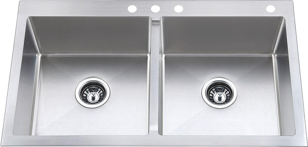 Handmade sink KBHTD3322