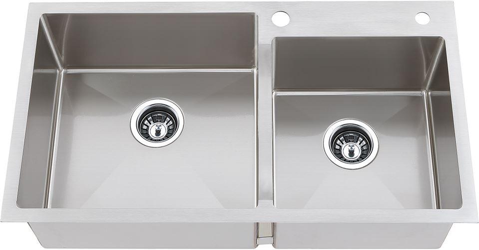 Handmade sink KBHTD3118