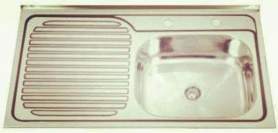 Lay on sink-KBLS10050R