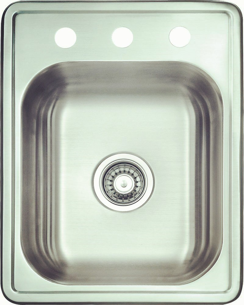 Topmount single bowl-KBTS1722