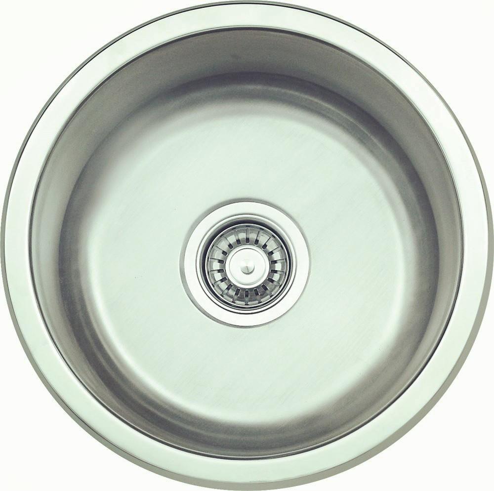 Undermount round sink-KBUS450