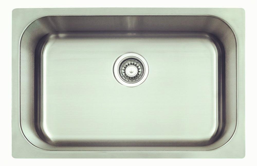 Undermount single bowl-KBUS2718