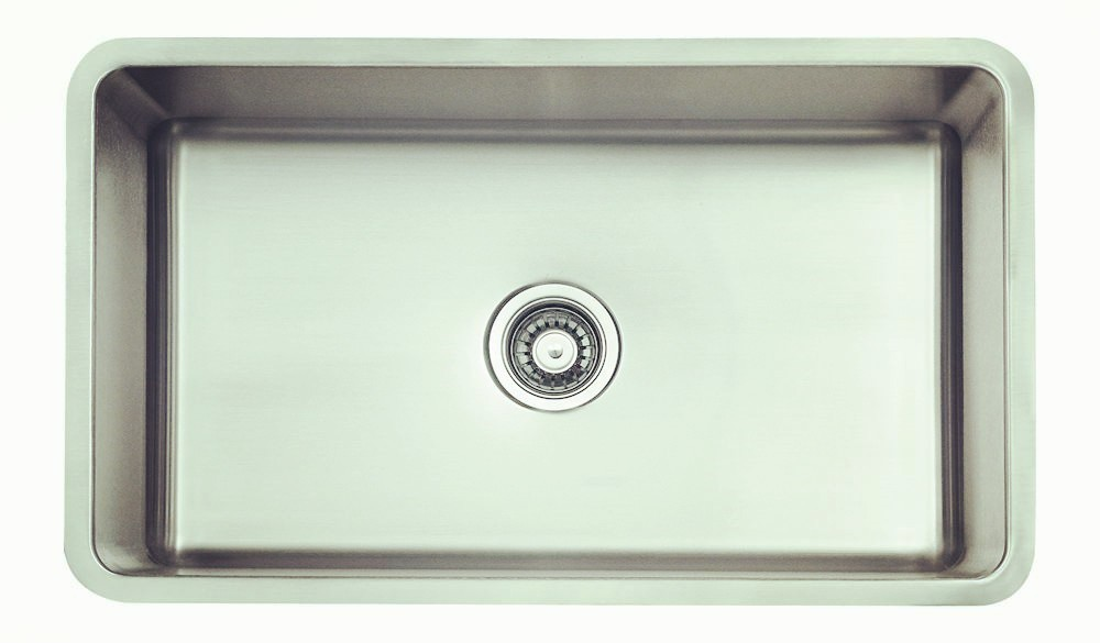 Undermount single bowl-KBUS3018B